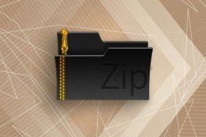 file zip rusak corrupt
